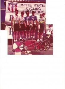 National Tandem TT champs